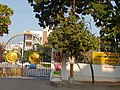Entrance to Ashtalaxmi Kalpana mandapam.jpg