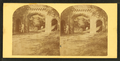 Entrance to cemetery--Springfield, from Robert N. Dennis collection of stereoscopic views.png