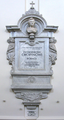 Epitaph for heart of Frédéric Chopin in Holy Cross Church in Warsaw.PNG