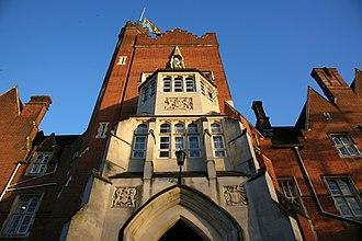 Epsom College - Image: Epsom College main building