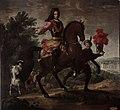 Equestrian portrait of Léopold I, Duke of Lorraine - Innsbruck.jpg