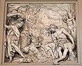 Ercole a. raggi e g. francesco rossi su dis. di alessandro algardi, storie del vecchio testamento in stucco, 1650 ca., diluvio universale.jpg