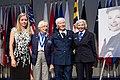 Erin Miller and Women Airforce Service Pilots at Elaine Harmon memorial service.jpg