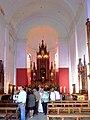 Ermita de Sant Grau, Kirche, Innen.JPG
