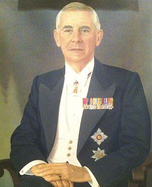 Ernest Lucas Guest - Portrait of Col Ernest Lucas Guest