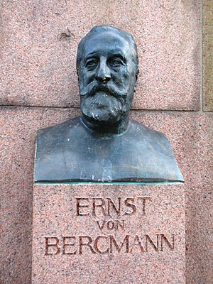 Ernst von Bergmann - Image: Ernst Bergmann 3 2010 04 09