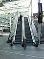 Escalators in Cardinal Place - geograph.org.uk - 1293940.jpg
