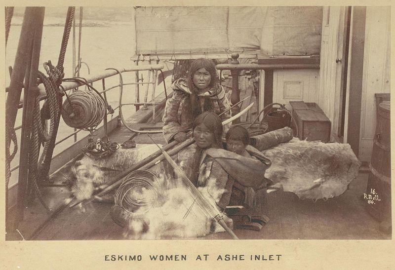 Eskimo Women at Ashe Inlet.jpg