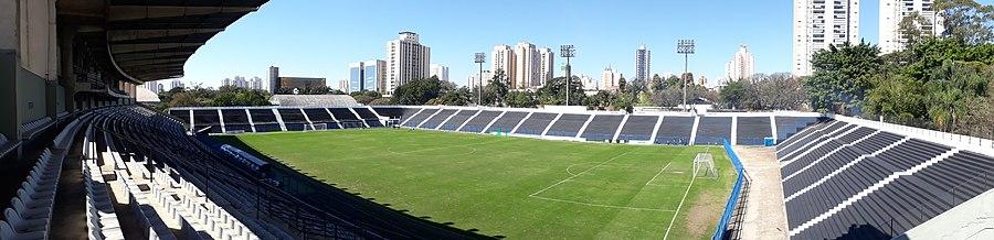e5b0a16d19 Panorama do Estádio Alfredo Schürig do Corinthians