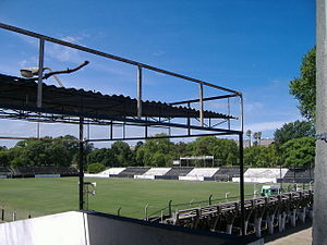 Estadio Alfredo Victor Viera - Image: Estádio do Montevideo Wanderers