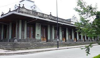 Atlántico railway station Major railway station in Costa Rica