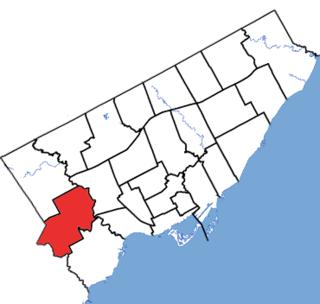 Etobicoke Centre (electoral district) Federal electoral district