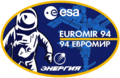 Euromir 94 mission patch.png