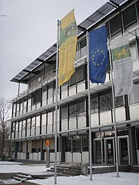 Europa-Institut building