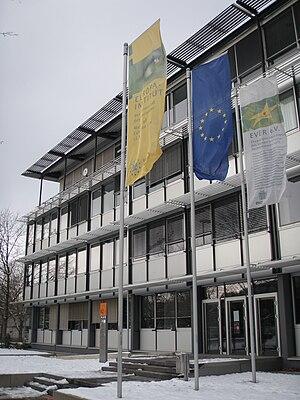 Europa-Institut - Europa-Institut building