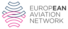 The logo of European Aviation Network