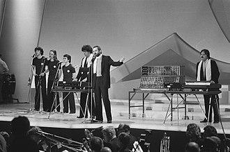 Telex (band) - Image: Eurovision Song Contest 1980 Telex