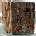 Evangeliario di nonantola, 1100-1110 ca., con legatura in argento, avorio e sciamito su legno, 3.JPG