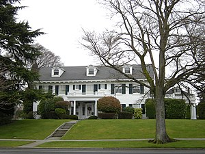 National Register of Historic Places listings in Snohomish County, Washington - Image: Everett 1703 Grand Avenue 02