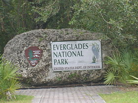 Image illustrative de l'article Parc national des Everglades