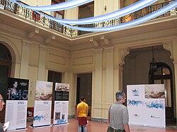 Exposición por el Día de la Soberanía.JPG