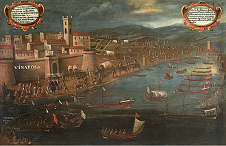 Morisco - Expulsion of the Moriscos from Vinaros.