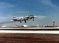 F-4J of VMFAT-101 landing at MCAS Yuma in 1977.jpg