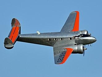 Lockheed Model 12 Electra Junior - French-registered Lockheed 12A F-AZLL