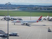F-HBLB - E190 - Air France