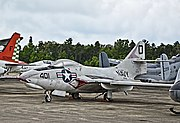F9F-8 Cougar BuNo 131230 (C-N 168C) (National Naval Aviation Museum) (8775747802).jpg