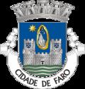 Blason de la ville de Faro, portugal