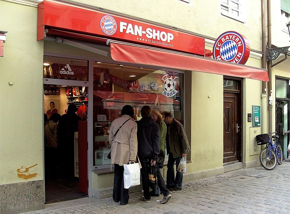 FC Bayern München Fanshop