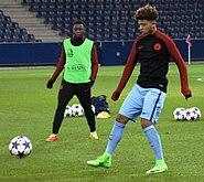 FC Salzburg gegen Manchester City FC (U19 8. Februar 2017) 09