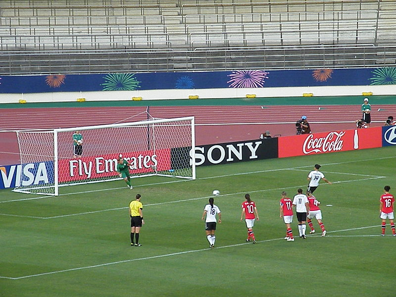 File:FIFA U20 WOMEN'S WORLD CUP GER v NOR, PK Scene 19.JPG