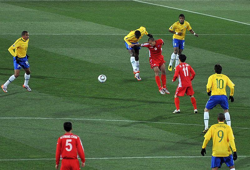 FIFA World Cup 2010 Brazil North Korea 7.jpg