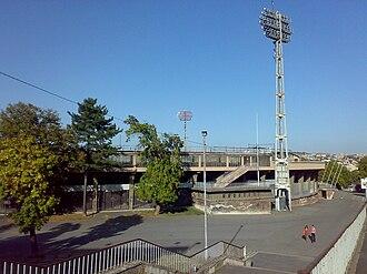 Partizan Stadium - Image: FK Partizan 02