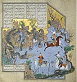 FOLIO FROM THE SHAHNAMEH OF SHAH TAHMASP, ATTRIBUTED TO AQA MIRAK, CIRCA 1525-35, Sotheby,s (cropped).jpg