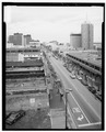 FOURTH AVENUE, LOOKING WEST, FROM 4TH AND C - City of Anchorage, Anchorage, Anchorage, AK HABS AK,2-ANCH,23-1.tif