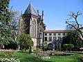 FRANCE - Auvergne - RIOM - La Sainte chapelle.JPG
