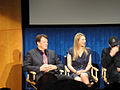 FRINGE On Stage @ the Paley Center - John Noble, Anna Torv, Akiva Goldsman (5741703980).jpg