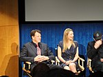 File:FRINGE On Stage @ the Paley Center - John Noble, Anna Torv, Akiva Goldsman (5741703980).jpg