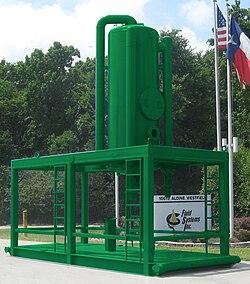 Mud Gas Separator Wikipedia