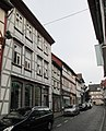 Fachwerkhäuser in der Straße Alter Steinweg - Eschwege - panoramio.jpg