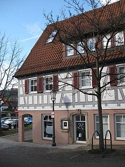 Rathausstraße in Remshalden