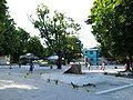 Fakaofo village square 20070716.jpg