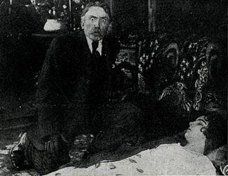 Louis Feuillade - Scene from Fantômas