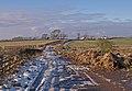 Farm Track, Dunlop - geograph.org.uk - 1712982.jpg