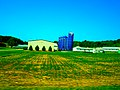 Farm with Five Harvestore® Silos - panoramio.jpg