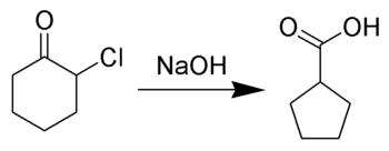 The Favorskii rearrangement
