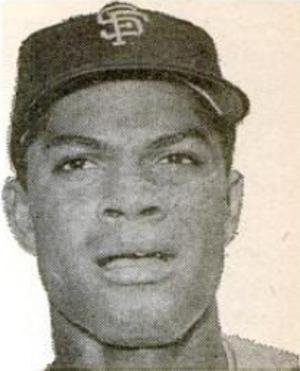 Felipe Alou - Alou in 1963